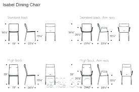 Table Chair Height Chart Table And Chair Height Guidelines Tictravel Co