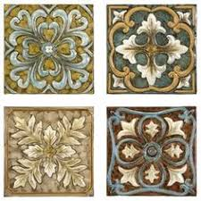 4 piece wall decor set with scrolling details  on 4 piece metal wall decor with 93 best wall art hanging decor images on pinterest hanging rug