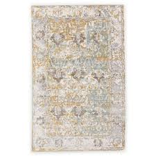 jaipur rugs machine made antique white 8 ft x 10 ft vintage area rug