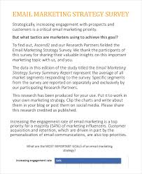 Marketing Strategy Template 13 Free Pdf Word Format