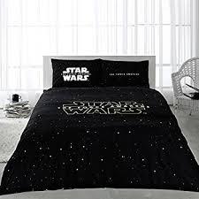 Star Wars Double Size Bedding Quilt Duvet Set 100 % Cotton ... & Star Wars Double Size Bedding Quilt Duvet Set 100 % Cotton Original  Licensed Product with Duvet Adamdwight.com