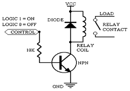 relays working different coils control and applications relay 3co circuit