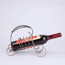Bar Accessories And Decor Fashion Metal Wine Rack Hanging Wine Glass Holder European Style 60