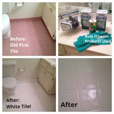 Rustoleum Tub And Tile Paint Kit Great Product Easy But