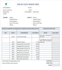 Maintenance Work Order Form Beauteous Sales Order Form Metalrus