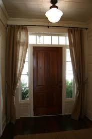 front door side window curtainsBest 25 Sidelight curtains ideas on Pinterest  Front door