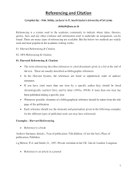 Pdf Referencing And Citation