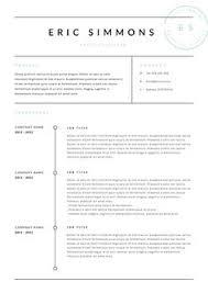 Best Business Resume Template 20 Best Resume Templates Images Resume Templates Resume