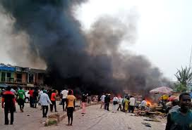Image result for fire explosion in nigeria and how to curb it