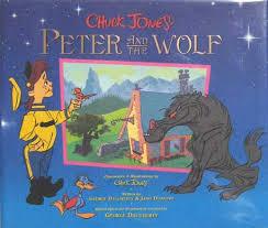 HomeArt BooksArtists A-ZJPeter And The Wolf. 72 of 108 - jones_peter_wolf_cvr