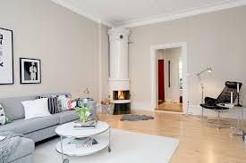 scandinavian apartment with cream walls 2