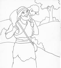Small Picture jesus the good Shepherd Colouring Pages page 2 Bible Resources