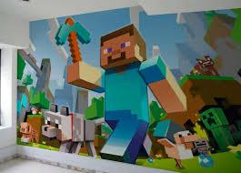 Custom Minecraft Wall Decorations