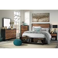 Signature Design by Ashley Stavani Queen Bedroom Group - Item Number: B457 Q  Bedroom Group