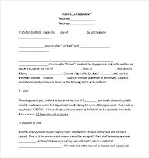 Lease Agreement Format 16 Lease Agreement Templates Word Pdf Pages Free