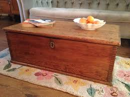 blanket chest coffee table old wooden oak box small blanket chest coffee table toy tool coffee