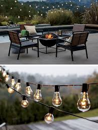 8 outdoor lighting ideas to inspire your spring backyard makeover string lighting string lights