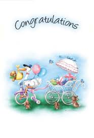 Congratulate On New Baby Baby Shower New Baby Cards Free Greetings Island