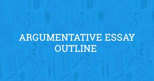 Debate Essay Outline Argumentative Essay Outline Format And Examples Updated For 2019