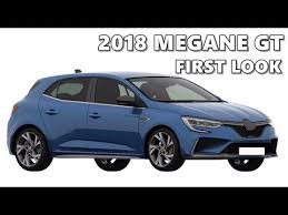 2018 renault megane. plain megane 2018 renault megane gt facelift  first look throughout renault megane