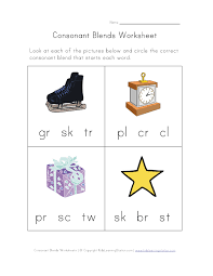Copy Of Consonant Blends - Lessons - Tes Teach