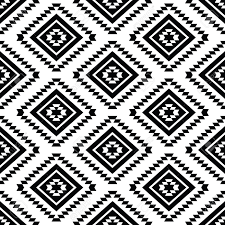 tumblr background black and white pattern. Beautiful Tumblr White Background Royalty E Tribal Seamless Pattern Aztec Black  Tumblr Imagens Fotoshop Inside And W