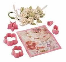 Paper Flower Cutting Tools Stepsaving Rose Bouquet Flower Cutter Set Wilton