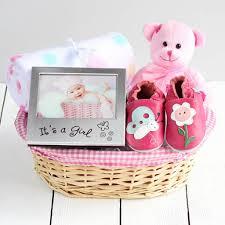 beautiful new baby gift basket