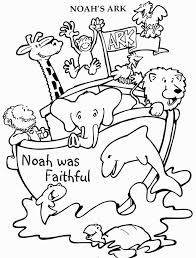 Small Picture Noahs Ark Coloring Pages Printable at Children Books Online