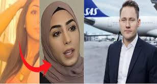 Image result for muslim woman hijab for airline job