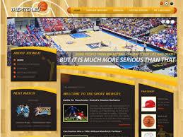 joomla football template. DJ Sport01 Joomla Template Joomla Basketball Template Joomla