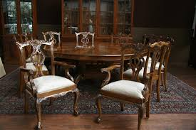 72 inch round dining table and chairs