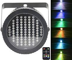 Stage Lights Par 86 LED,Latta Alvor DMX512 RGB ... - Amazon.com