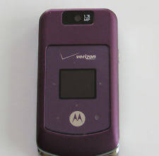 lg flip phone purple. great verizon motorola w755 purple no contract 3g 1.3mp camera mp3 flip phone lg purple i