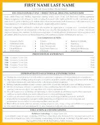 Oilfield Resume Templates Adorable Oil Field Resumes Oilfield Resume Samples Oilfield Resume Templates