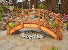 garden bridges. Interesting Bridges 183m Pebble Pond Bridge Throughout Garden Bridges