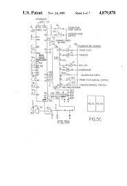 patent us4879878 air damper assembly for refrigerator zer patent drawing