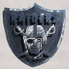oakland raiders metal wall art on raiders metal wall art with oakland raiders metal wall art 400 00 mountain metal arts by