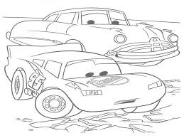 mcqueen cars coloring pages funny lightning mcqueen cars coloring ...