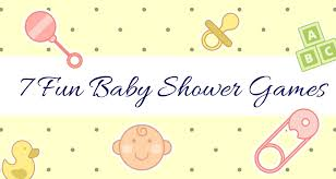 7 Fun Baby Shower Games - diy Thought