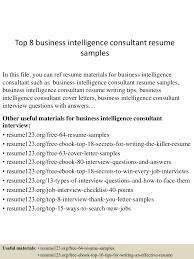 topbusinessintelligenceconsultantresumesamples lva app thumbnail jpg cb