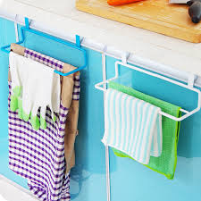 Kitchen Towel Rack 2 X Hanging Kitchen Towel Rack Shoppy