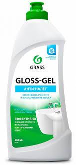 "Чистящее <b>средство Grass</b> ""Gloss Gel"", <b>от</b> налета и ржавчины ..."
