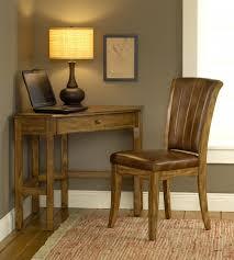 solano corner desk set oak