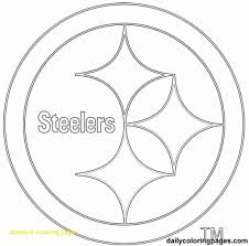 tested nfl coloring pages to print book and belling page pittsburgh steelers helmet