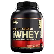 optimum nutrition 100 whey protein gold standard