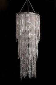 cool chandelier decorations party and simply elegant faux crystal decorative chandelier centerpiece