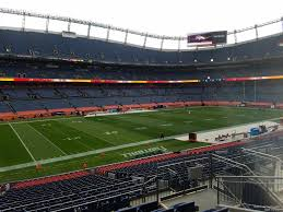 Empower Field Section 127 Rateyourseats Com