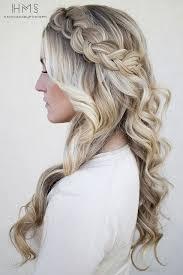 Half Up Half Down Wedding Hairstyles 29 Best Prom Hairstyle Wedding Hairstyle Half Up Half Down Braided