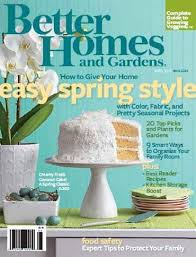 better homes and gardens subscription. Plain Subscription With Better Homes And Gardens Subscription
